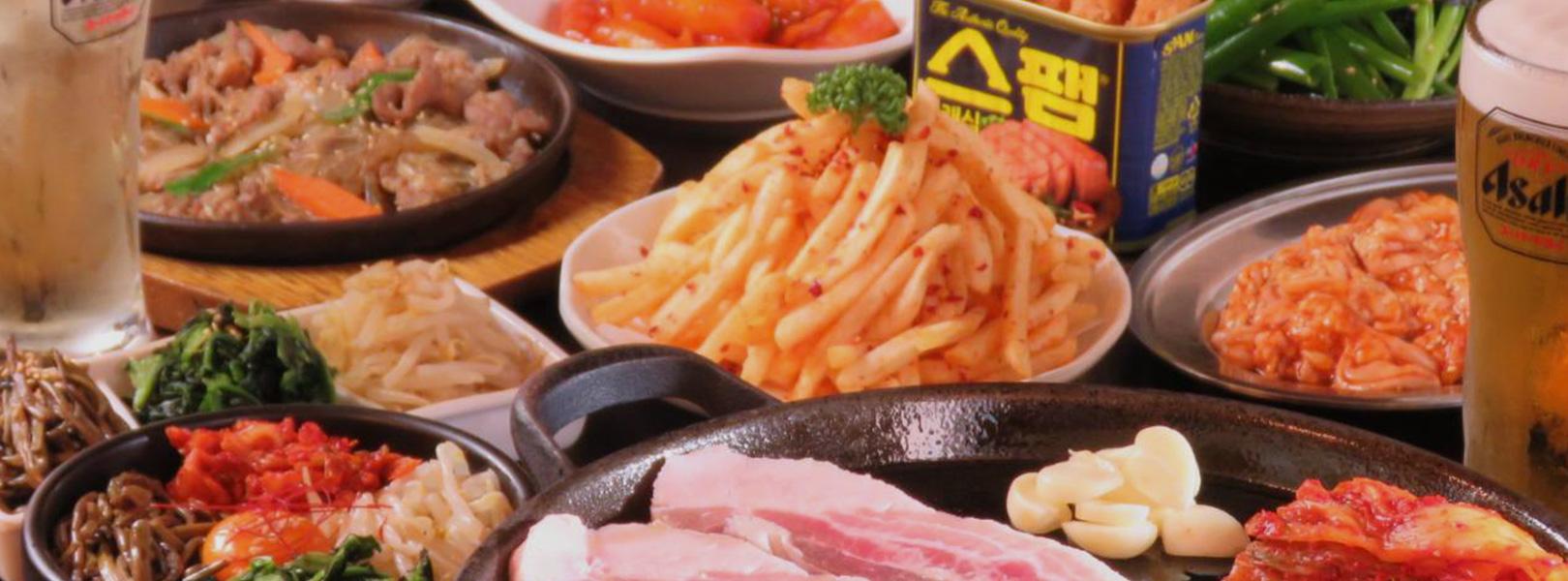 韓国料理全品298円!韓無量